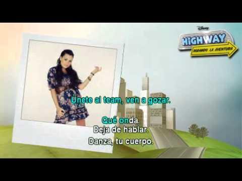 high school musical cantada en espanol: