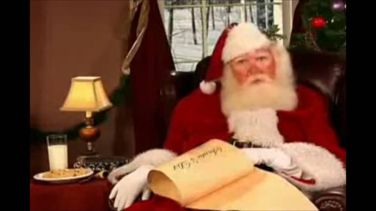 Hitler phones Santa Claus