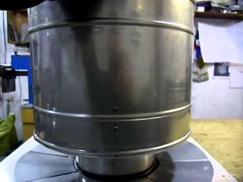 Обзор видов дефлекторов на дымоход