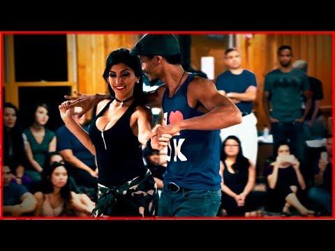 Jennifer Dias - Ce soir - Lambada Dance by Leo Bruno & Romina Hidalgo at Zouk Atlanta