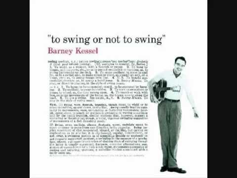 Barney Kessel. Beguin the Blues