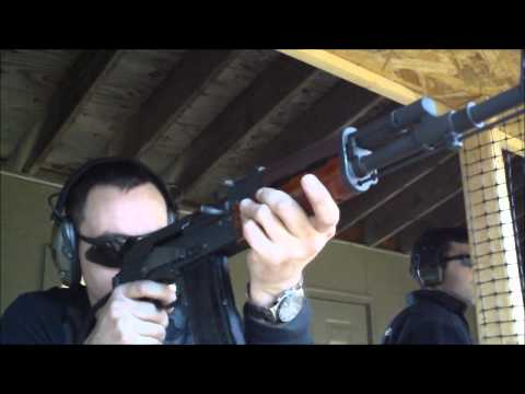 Interarms Polish Tantal WZ88 Shooting