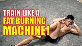 No Gym Intensive Fat Burning Workout!