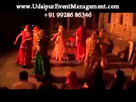 Rajasthani Folk Dance  Ghoomar Dance video