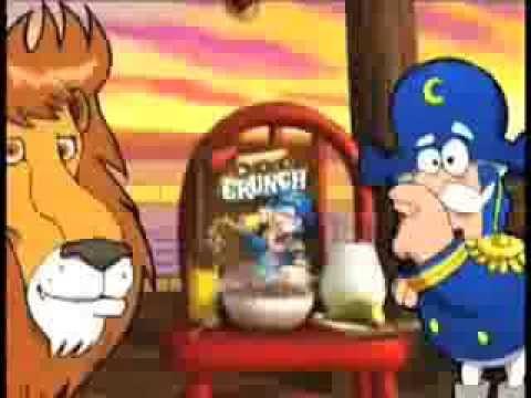 Captain Crunch Commercial Cap'n Crunch Circus Commercial