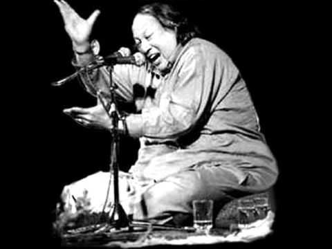 Mera piya ghar aaya (Live) Nusrat Fateh Ali Khan with lyrics