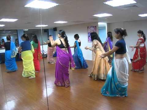 2014.7.28薩爾淇印度寶萊塢舞--Daak Babu