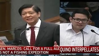 Bongbong Marcos Vs Bam Aquino On Election Irregularities Possible Fraud