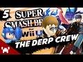 TOM VS THE WORLD (Super Smash Bros. Wii U w/ The Derp Crew - Ep. 5) 60FPS
