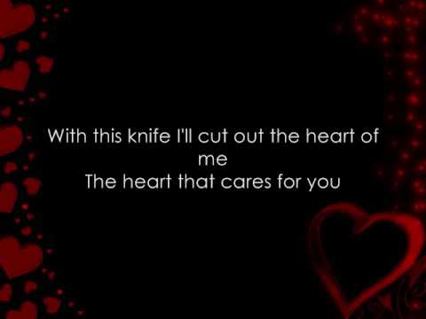 Smile Empty Soul - With This Knife