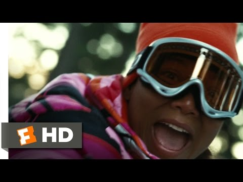 Last Holiday (6/9) Movie CLIP - First Time Snowboarding (2006) HD