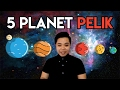 5 Planet Paling PELIK di Alam Semesta Yang Anda Tidak Tahu #KupiKupiFakta