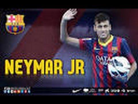 Neymar da Silva Santos Jr. ► 2013/2014 | HD