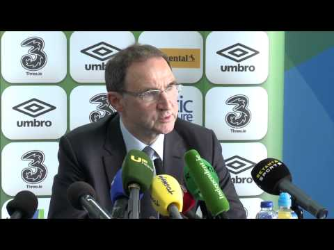 Martin O'Neill on Jack Grealish, Shay Given, and more  (Full Press Conference)