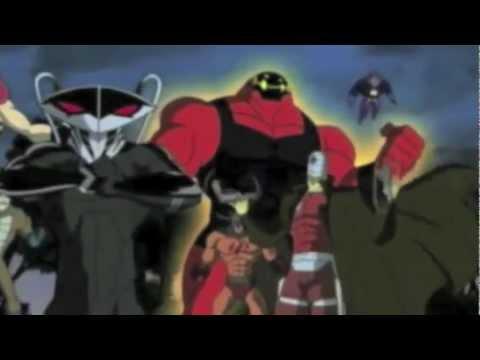 Tribute to Super Villains
