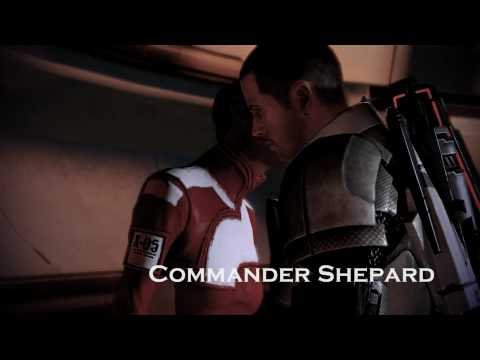 CSI: Mass Effect 2 - Shoping Style.