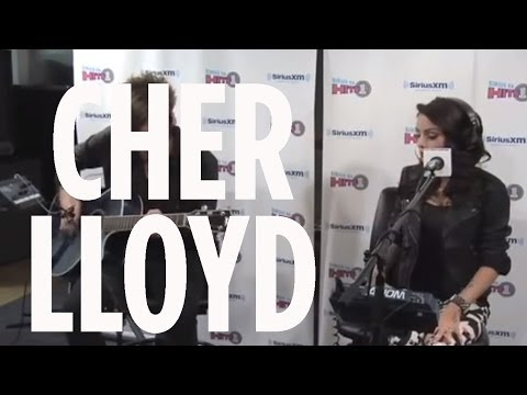 Cher Lloyd want U Back Acoustic On Siriusxm Hits 1 video