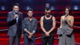 The Voice Thailand - Live Performance - 14 Dec 2014 - Part 3