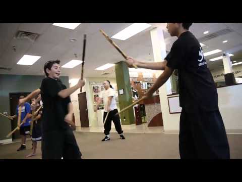 Las Vegas Martial Arts for Kids - Eskrima (Stick Fighting Classes) Image 1