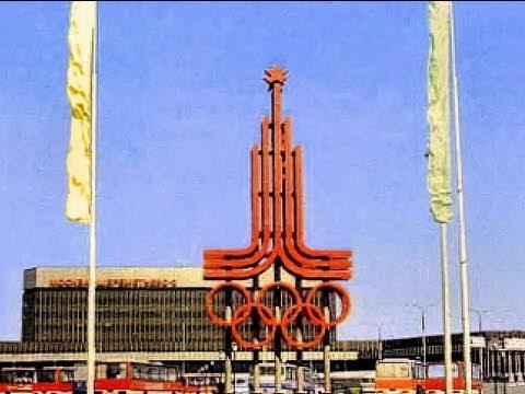 MOSCOW OLYMPICS PART 4 - Московской Олимпиады Часть 4