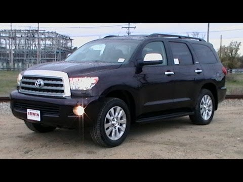 2013 toyota sequoia limited review navigation www nhcarman. Black Bedroom Furniture Sets. Home Design Ideas
