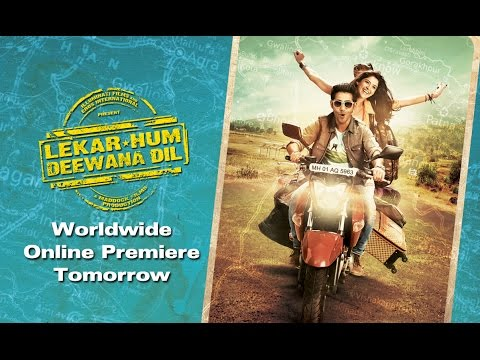 WORLDWIDE Online Premiere Of 'Lekar Hum Deewana Dil' Tomorrow Only On ErosNow.com!