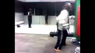 ETHIOPIAN KARATE STREET FIGHTING ALL STYLE`S MOVIE. A.W.K.D