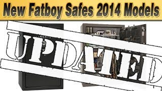 UPDATED The New Fatboy Safes 2014 Model by Liberty