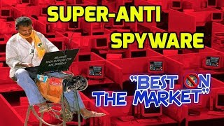 SUPER ANTI SPYWARE Scammer Say It's The Best On The Market