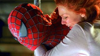 Spider-Man vs Green Goblin - Bridge Fight Scene - Spider-Man (2002) Movie CLIP HD