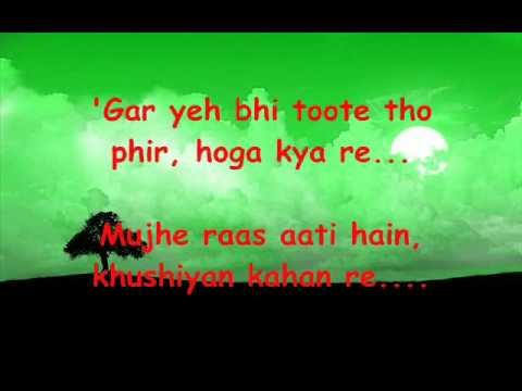 Saajnaa - (Lamhaa) - wid English Translation - HQ Mika Singh...