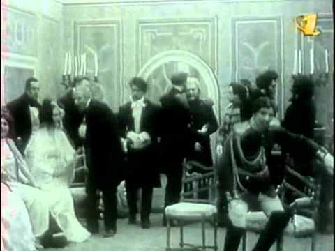 Жизнь и смерть А.С. Пушкина (1910)