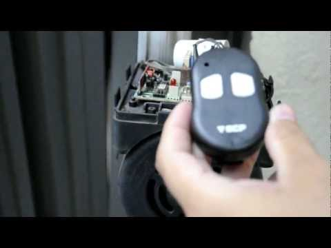 Programar o controle remoto na central PPA