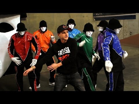 Jabbawockeez - Fully Uploaded With Rob Dyrdek video