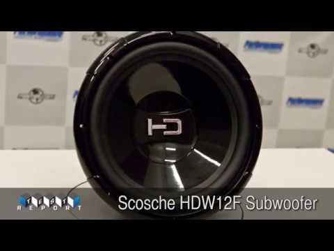 Scosche HD12 Subwoofer
