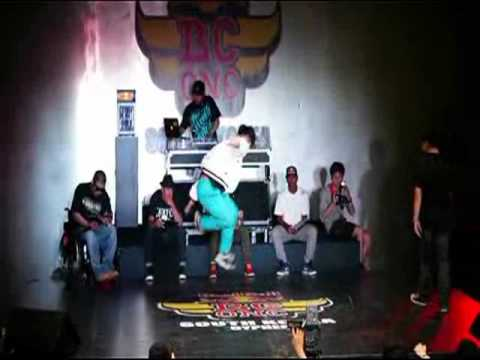 Bboy ZESTY Redbull bcone cypher korea 2012 elimination cut