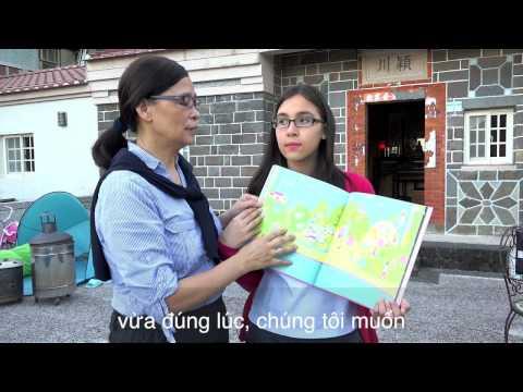 不要問我從哪裡來:專訪龔氏父女(越南文版)