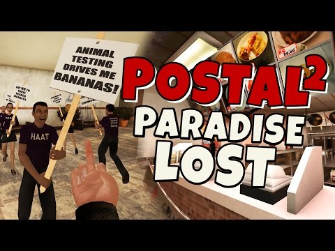 Postal 2 Paradise Lost - Where is my doggie?