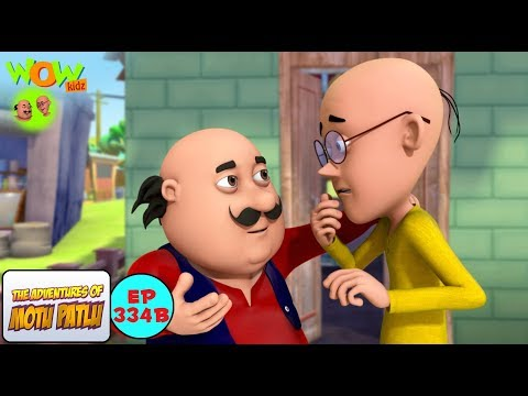 Motu Patlu Cartoon in Hindi | Motu ke Bahaney | 3D Animation Cartoon For Kids thumbnail