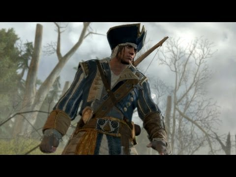 Assassin's Creed 3 Pirate Treasure Peg Leg Missions 1080p