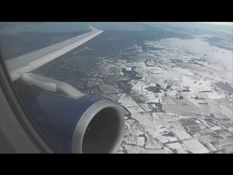 British Airways Airbus A321-231 | Edinburgh to London Heathrow *Full Flight*