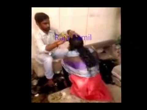 Young Girl Headshave - Mottai - Tamil video