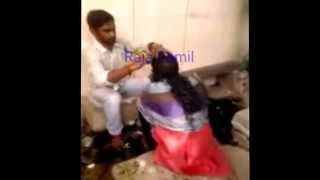 Young Girl Headshave - Mottai - Tamil