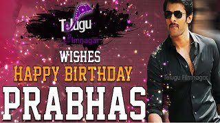 Wishing Young Rebel Star Prabhas a Very Happy Birthday #Prabhas