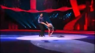 Dancing On Ice Week 2 Sam Attwater & Brianne Delcourt
