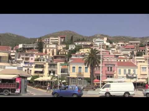 Vathy, Samos, Greece - 16th July, 2013