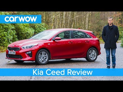 Kia Ceed 2019 in-depth review | carwow Reviews