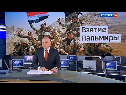 Russia vs the West: The information war over Palmyra - The Listening Post (Full)