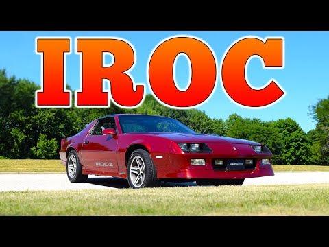 1987 Chevrolet Camaro IROC-Z: Regular Car Reviews