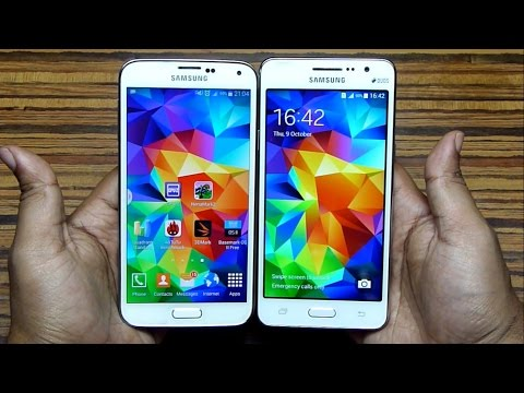 Samsung GALAXY GRAND PRIME Unboxing & Hands On Review HD